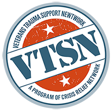 veteran trauma support network logo